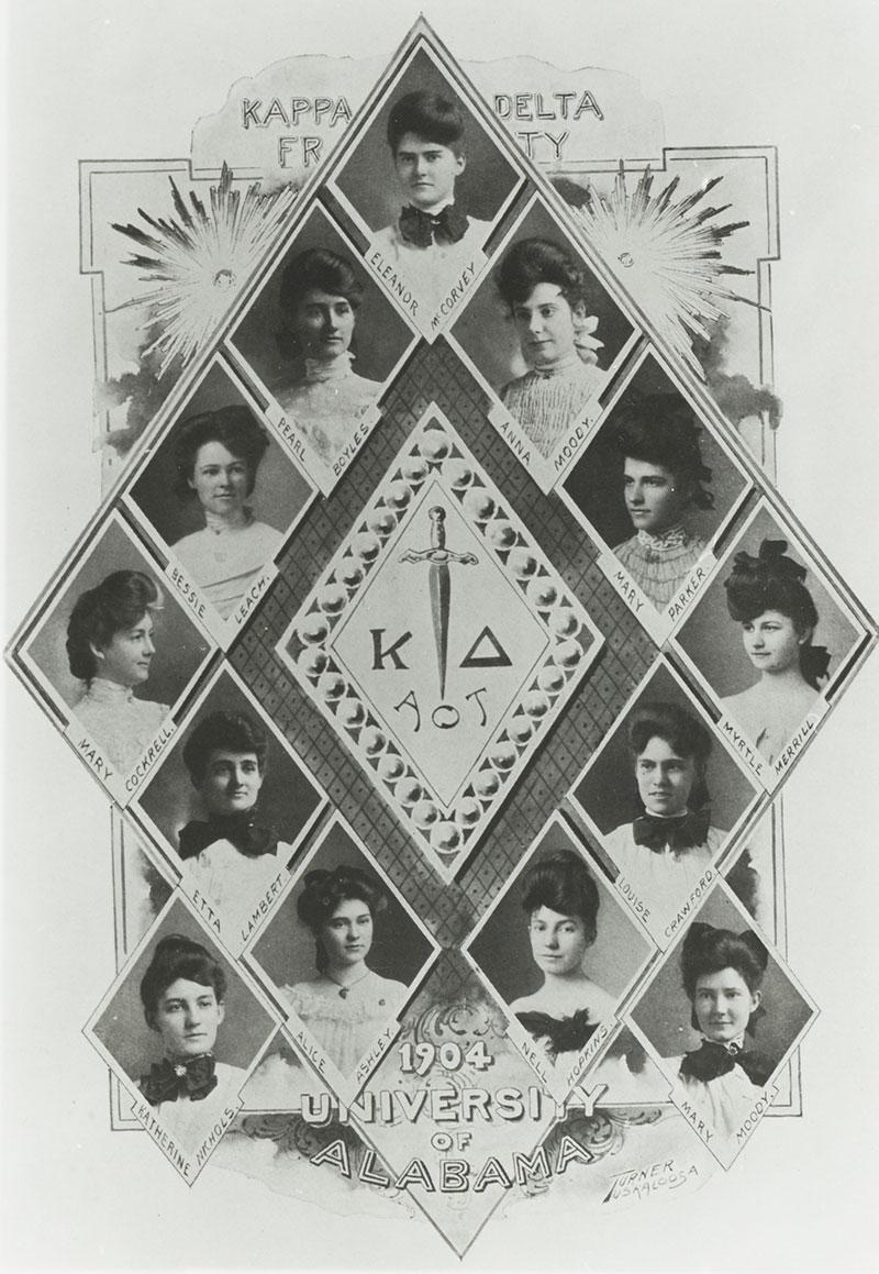 Kappa Delta 1904.